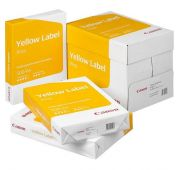 Бумага А4 «С» класс CANON Yellow Label Print 146% CIE 500л 80г/м2 /5/